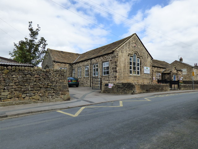 Embsay:  C of E Primary School
