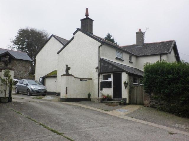 Little Swincombe Farmhouse