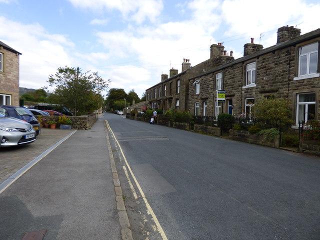 Embsay:  Main Street