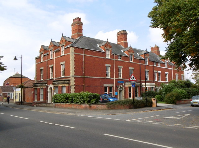 Spilsby Library, Main Street, Spilsby