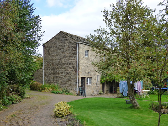 Embsay:  Mystery building