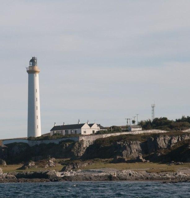 Rubh' a' Mhail lighthouse, Islay