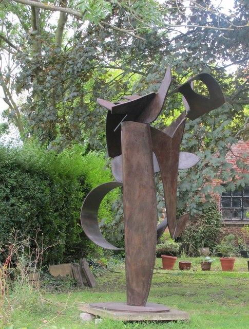 Cavalcade sculpture #1