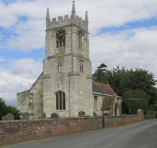 Church of All Saints, Church End #1