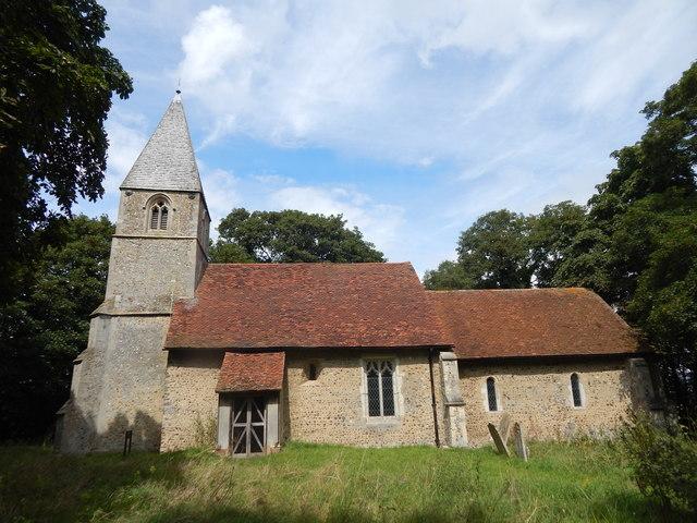 St Mary's Church, Chickney