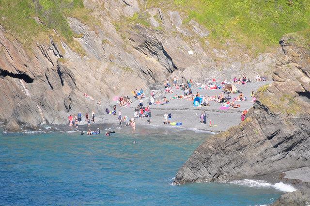 North Devon : Coastal Bay
