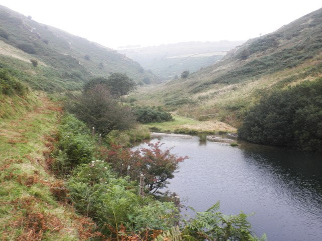 The top end of Bray Reservoir