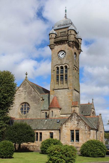 Mount Zion Church, Quarriers Village