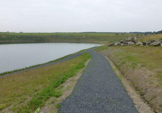 Pond on Pegswood Moor