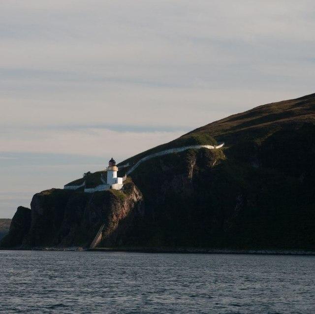 McArthur's Head lighthouse, Islay