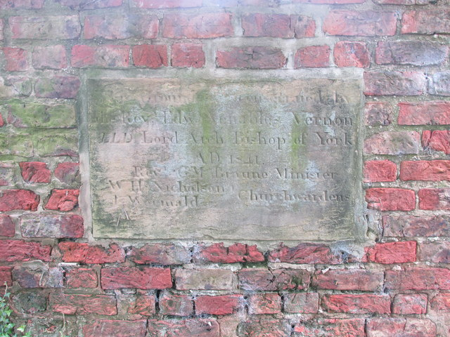 Memorial garden, Church End #4