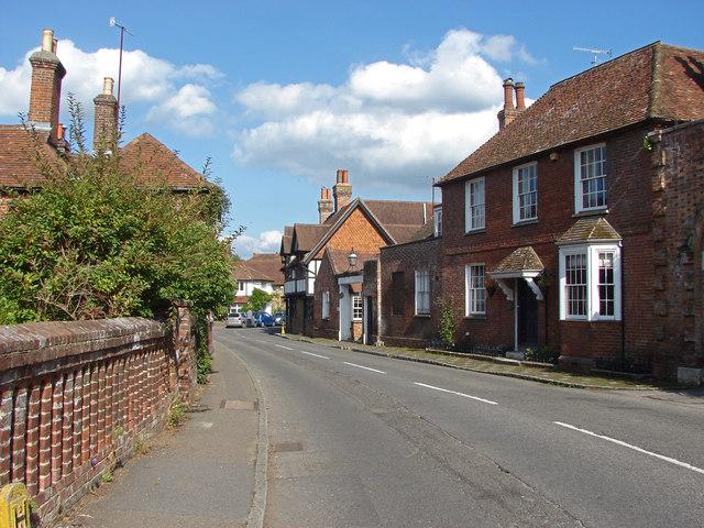 Wonersh village