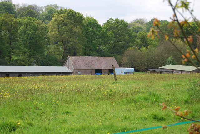 Near Greenacre Farm