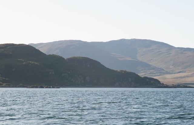 Sgeir Phlocach and Rubh' a' Bhealaich Ghaoith, Islay