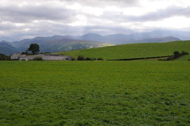 The mountains of Snowdonia