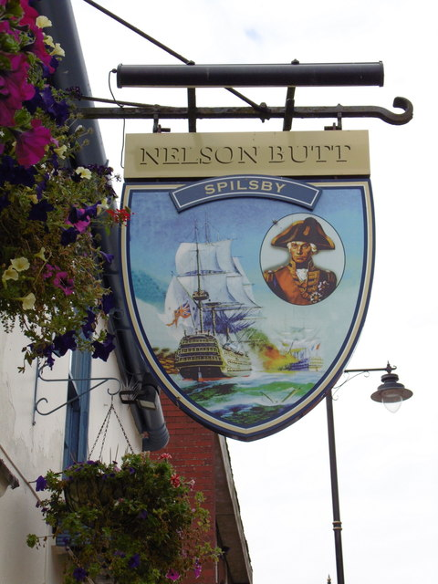 The  Nelson Butt, Spilsby