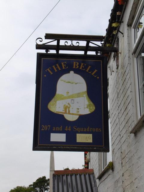 The Bell, Halton Holegate
