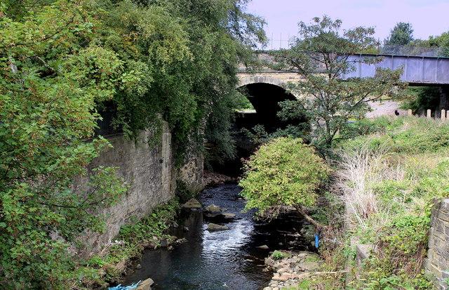 Bradford Beck, Shipley