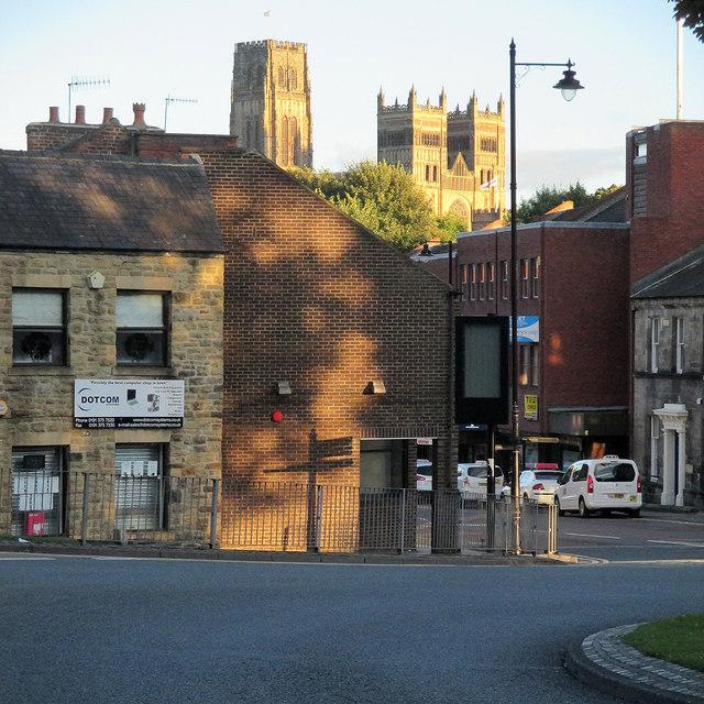 Durham: towards the city
