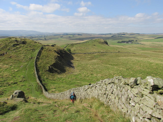 Hadrians wall path.