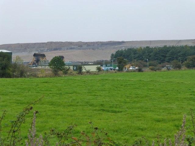 Butterwell Coal Disposal Depot