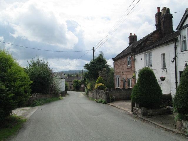 Sugar Street, Rushton Spencer