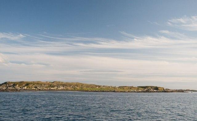 Eilean nan Gamhna and Eilean Bhrìde, Islay