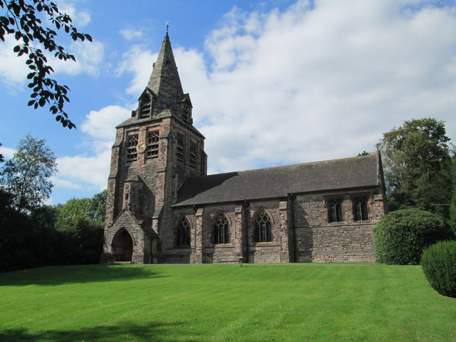 St Chad's Church, Longsdon