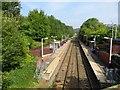 SD6831 : Ramsgreave and Wilpshire railway station by Philip Platt