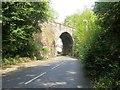 SD6831 : Railway bridge by Philip Platt