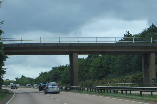 On the A30