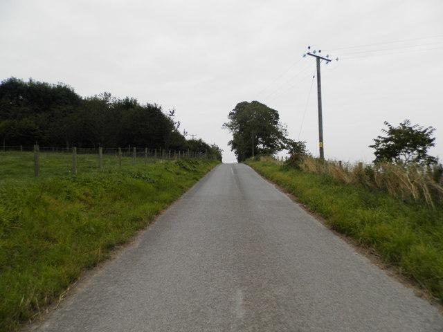 Old A92 near Ardownie Farm