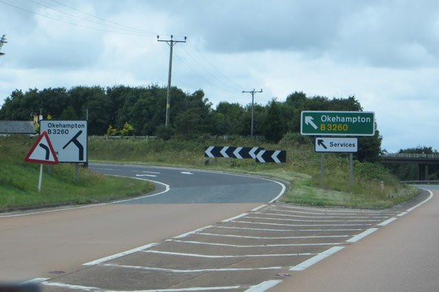 A30 junction