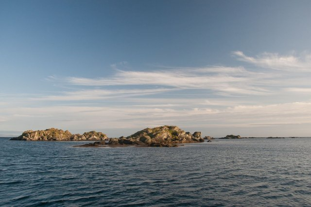 Rocky Islets off the south-eastern coast of Islay