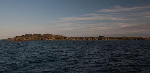 Texa's north coastline, Islay