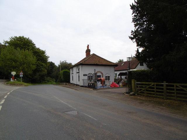 Houses at Halton Holegate