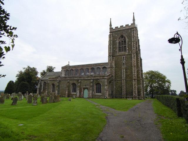 St Andrew's Church, Halton Holegate