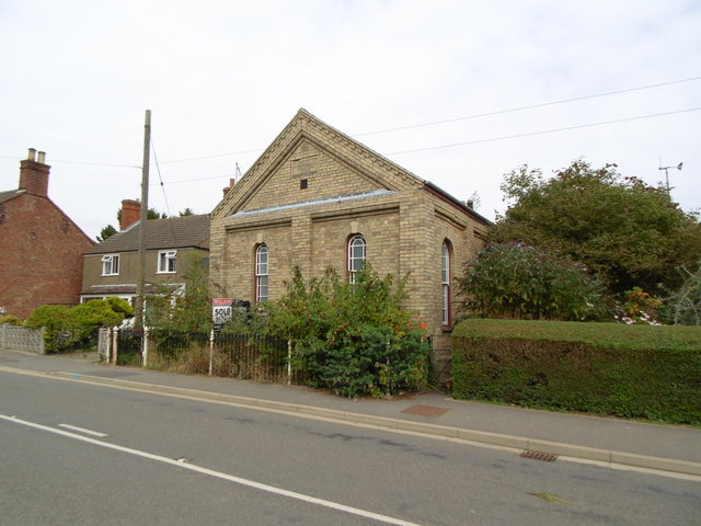Wesleyan Chapel on Old Church Lane