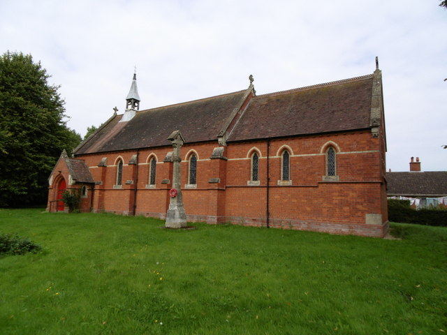 All Saints, Church, Great Steeping