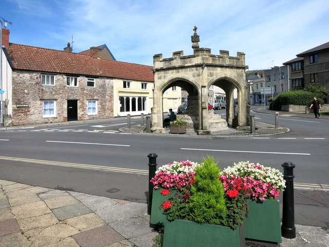 Cheddar, Market Cross