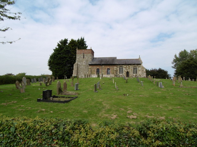 All Saints  Church, Irby in the Marsh