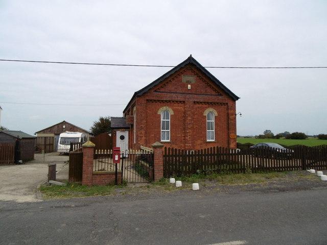 Former Chapel on Spilsby Road