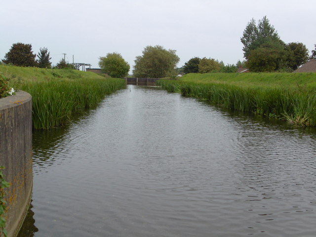 The Wainfleet Relief Channel