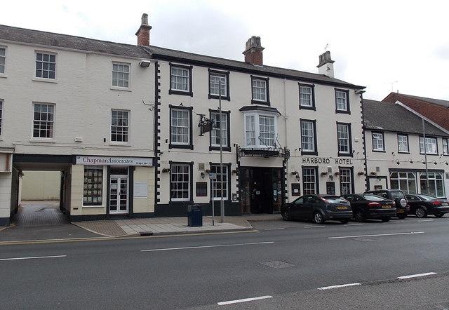 Harboro Hotel in Melton Mowbray