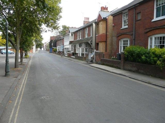 Erection of a house, Pound Lane