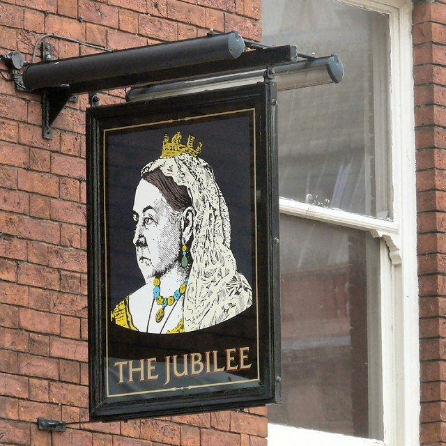 Sign of The Jubilee