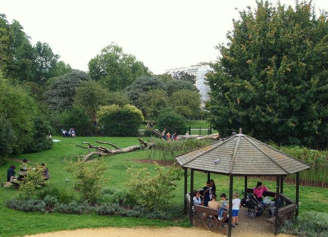 Regent's Park, Westminster