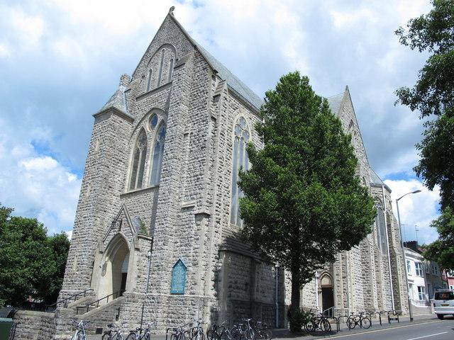 St. Joseph's (RC) Church, Elm Grove / Wellington Road, BN2