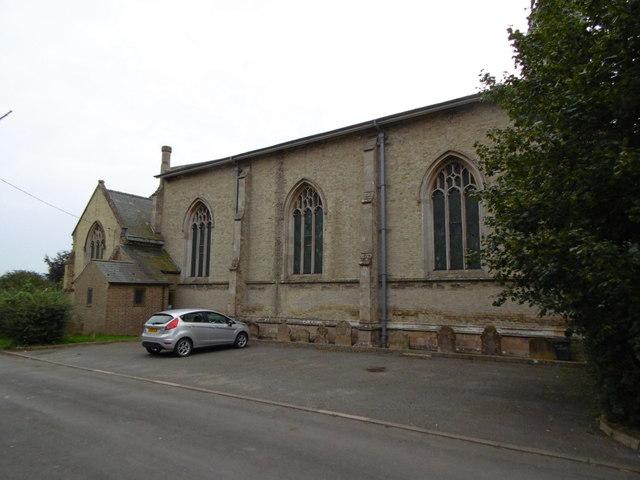 All Saints Church, Wainfleet All Saints