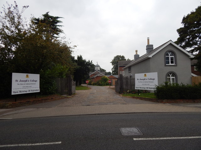 St Joseph's College (XUK English Summer Language School) entrance